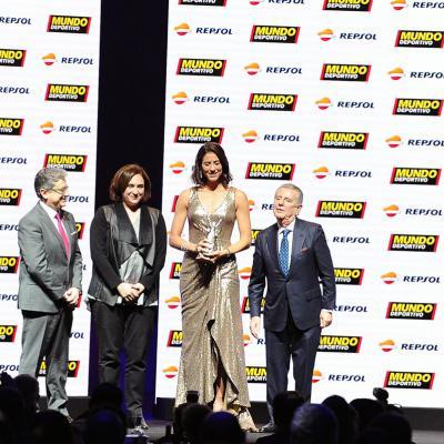 05FEBRERO2018 El tenis campeón absoluto en la Gran Gala del Mundo Deportivo. Foto: Montse Carreño.