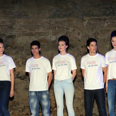 11JUNIO2013 Salerm Cosmetics New Generation by Francina ya tiene ganadores de su quinta edición. Ganadores. Foto: Montse Carreño.