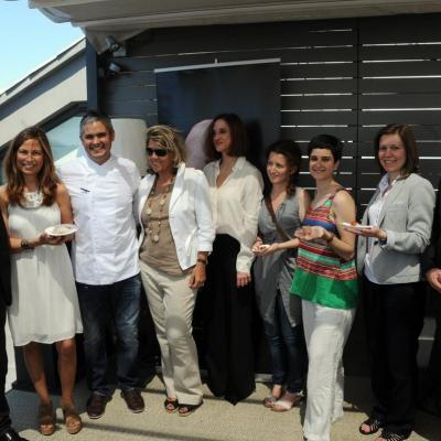 14JUNIO2013 La Selva junto al programa Cuines de TV3 entregó sus premios. Foto: Montse Carreño.
