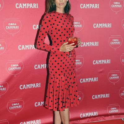 25NOVIEMBRE2013 Cuarto año en Barcelona de la Gala del Sida. Gisela. Foto: Montse Carreño.