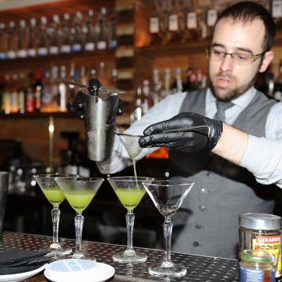 30ABRIL2014 Cocktails en el Ajoblanco. Foto: Montse Carreño.