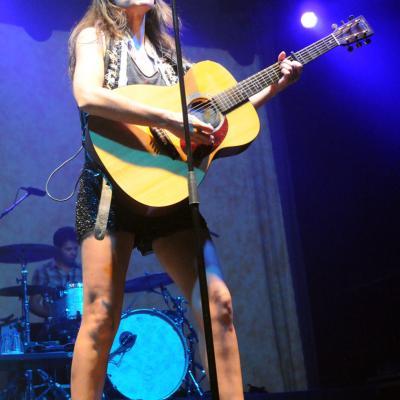 20OCTUBRE2012 Concierto de fin de gira de Amaral. Foto: Montse Carreño.