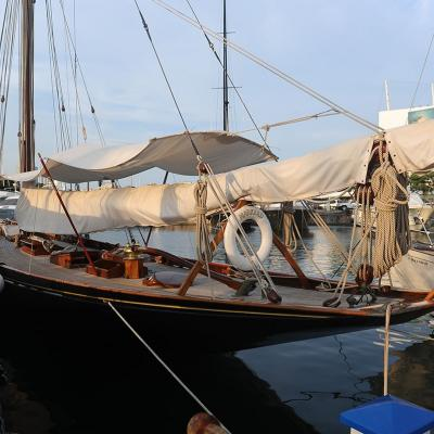 18JULIO2015 Los vencedores de esta octava edición has sido el Moonbeam III (Big Boats), el Marigold (Época Cangreja), el Amorita (Época Marconi), el Emeraude (Clásicos 1) y el Alba (Clásicos 2). Foto: Montse Carreño.