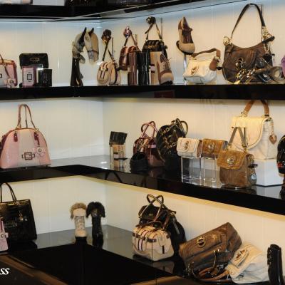 15DICIEMBRE2011 Inauguración de la nueva tienda Guess Accesorios en Barcelona. Foto: Montse Carreño.