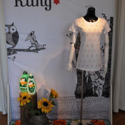 26ENERO2012 Malena Costa en la presentación de Norit. Foto: Montse Carreño.