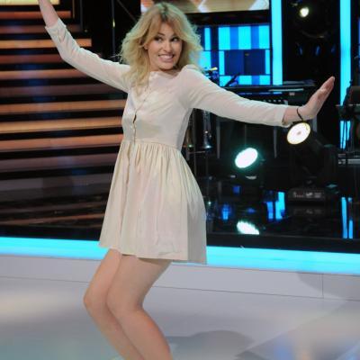 23ENERO2014 Vuelve a la 1 de TVE el programa ¡Mira quién baila!. Adriana Abenia. Foto: Montse Carreño.
