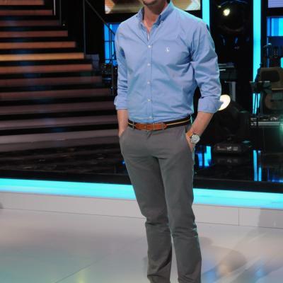 23ENERO2014 Vuelve a la 1 de TVE el programa ¡Mira quién baila!. Felipe López. Foto: Montse Carreño.