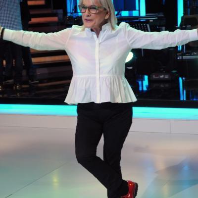 23ENERO2014 Vuelve a la 1 de TVE el programa ¡Mira quién baila!. Maribel Gil. Foto: Montse Carreño.