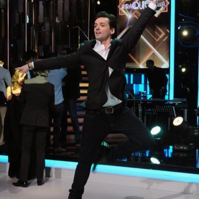 23ENERO2014 Vuelve a la 1 de TVE el programa ¡Mira quién baila!. Ángel Corella. Foto: Montse Carreño.
