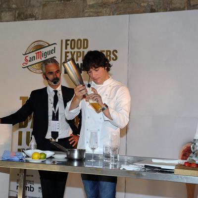 04SEPTIEMBRE2016 Food Explorers Barcelona Tast. Foto: Montse Carreño.