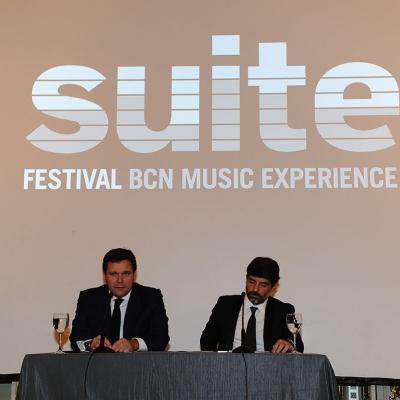 04NOVIEMBRE2015 Presentación del cartel del Suite Festival. Foto: Montse Carreño.