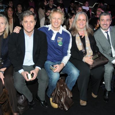 19MAYO2011 Hugo Boss y McLaren celebran el 30 Aniversario de colaboración en la Boss Flagship Store de Paseo de Grácia en Barcelona. Pedro Martinez de la Rosa. Foto: Montse Carreño.