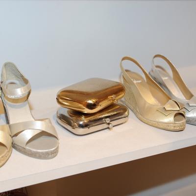 22MAYO2014 Cristina Castañer inaugura tienda. Foto: Montse Carreño.
