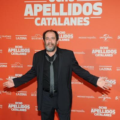 "19NOVIEMBRE2015 Première en Catalunya de ""Ocho apellidos catalanes"".  Karra Elejalde. Foto: Montse Carreño."