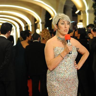 """26MAYO2014 Rodaje de la película """"Sólo química"""". Rossy de Palma.  Foto: Montse Carreño."""