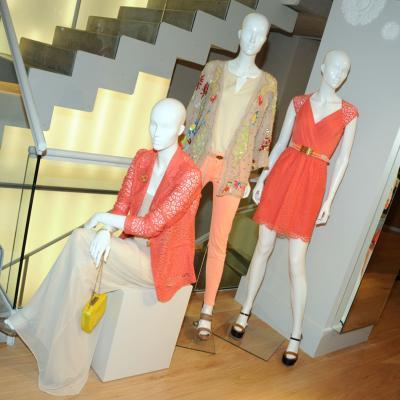 28FEBRERO2013 Inauguración de la nueva s Flaship Store de Hoss Intropia,  en Barcelona. Foto: Montse Carreño.