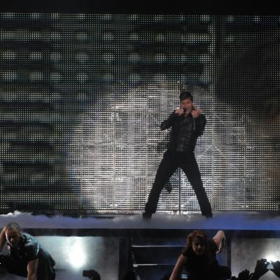29JUNIO2011 Concierto Ricky Martin en el Sant Jordi Club. Foto: Montse Carreño.