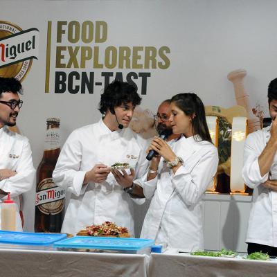 SEPTIEMBRE2017 VI Edición de Food Explorers Bcn-Tast. Foto: Montse Carreño.