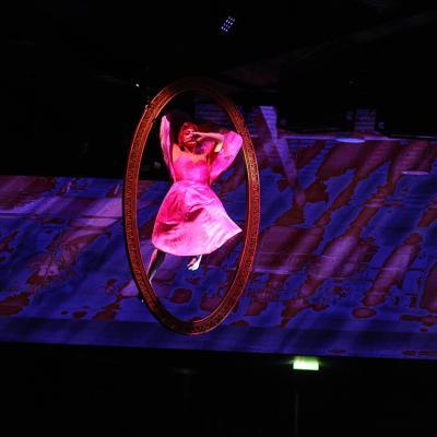 15SEPTIEMBRE2017 El Cirque du Soleil en los MSC Meraviglia Cruceros. Foto: Montse Carreño.