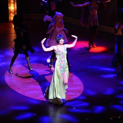 SEPTIEMBRE2017 'Cabaret' en el Teatre Victòria de Barcelona. Foto: Montse Carreño.