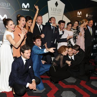 OCTUBRE2017 'Velvet Colección' renueva por una nueva temporada. Foto: Montse Carreño.