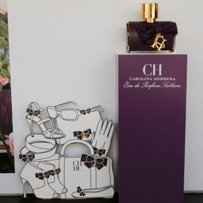 30ABRIL2013 CH Eau de Parfum Sublime y los cinco accesorios que se han diseñado para el lanzamiento. Foto: Montse Carreño..