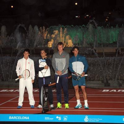 28ABRIL2013 Open Banc Sabadell -61º Trofeo Conde de Godó. Foto: Montse Carreño.