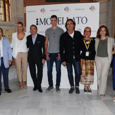 03JULIO2014 Final del concurso Morellato Internacional Jewellry Talent. Foto: Montse Carreño.