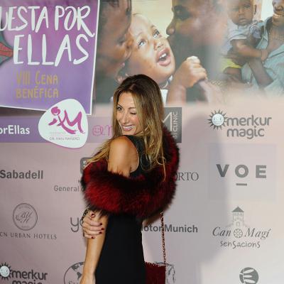 """NOVIEMBRE2017  VIII Cena Benéfica """"Apuesta por ellas"""". Foto: Montse Carreño."""