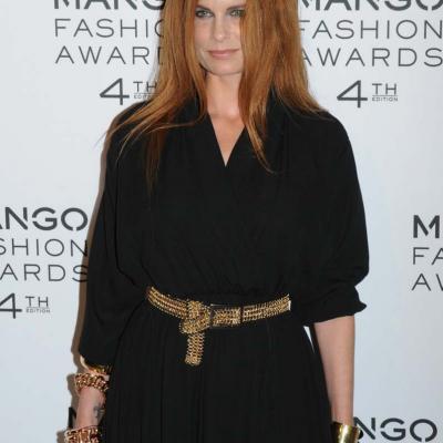 30MAYO2012 Entrega de la 4ª edición de los Mango Fashion Awards. Olivia de Borbón. Foto: Montse Carreño.