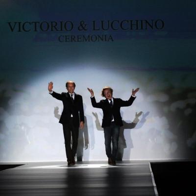 01MAYO2013 Desfile en Barcelona Bridal Weed de Victorio & Lucchino. Foto: Montse Carreño.