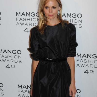 30MAYO2012 Entrega de la 4ª edición de los Mango Fashion Awards. Verónica Blume. Foto: Montse Carreño.