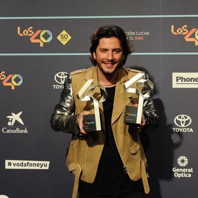 01DICIEMBRE2016 Por primera vez se celebraron LOS40 Music Awards en Barcelona. Foto: Montse Carreño.