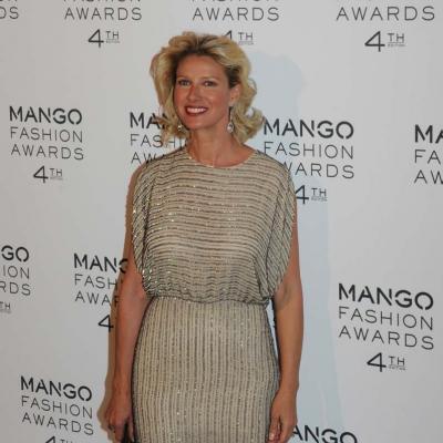 30MAYO2012 Entrega de la 4ª edición de los Mango Fashion Awards. Anne Igartiburu. Foto: Montse Carreño.
