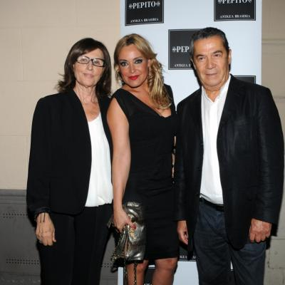 30MAYO2012 Entrega de la 4ª edición de los Mango Fashion Awards. Marta Sánchez. Foto: Montse Carreño.