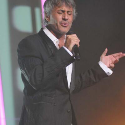 21OCTUBRE2011 Concierto de Sergio Dalma en el Palau Sant Jordi de Barcelona. Foto: Montse Carreño.