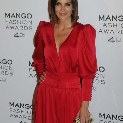30MAYO2012 Entrega de la 4ª edición de los Mango Fashion Awards. Mar Flores. Foto: Montse Carreño.
