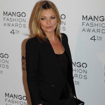 30MAYO2012 Entrega de la 4ª edición de los Mango Fashion Awards. Kate Moss. Foto: Montse Carreño.