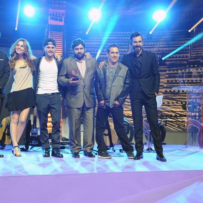 """28MAYO2015 IX Edición de los premios """"Nº1 de Cadena 100"""". Foto: Montse Carreño."""