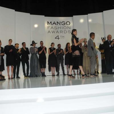 30MAYO2012 Entrega de la 4ª edición de los Mango Fashion Awards. Foto: Montse Carreño.