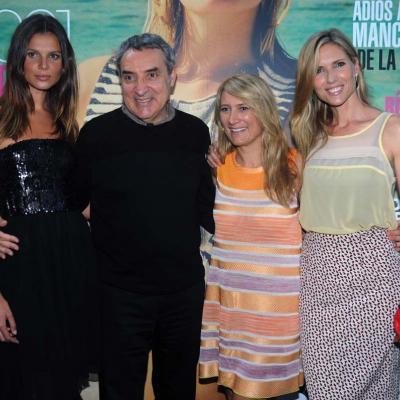 """10JULIO2012 The Brandery y Marie Claire presentaron la exposición """"Remakes: cuando el cine encontró a la moda"""" de Manuel Outumuro. Foto: Montse Carreño."""