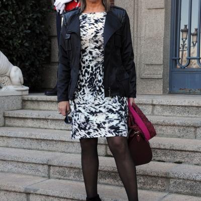 20NOVIEMBRE2013 Premios Ondas, en su 60 aniversario. Julia Otero. Foto: Montse Carreño.