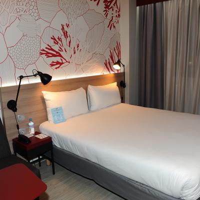 26ENERO2017 Ibis Styles estrena dos hoteles en Barcelona.  Ibis Styles City Bogatell. Foto: Montse Carreño.