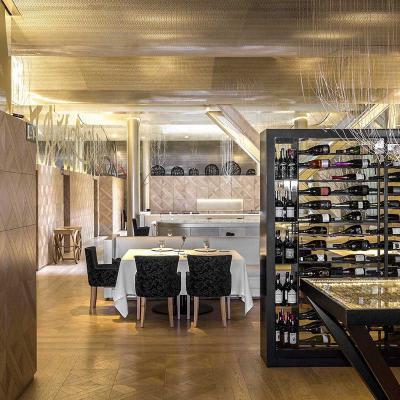 23NOVIEMBRE2016    El Restaurante Lasarte de Martín Berasategui en Monument Hotel Barcelona obtiene la tercera estrella en la Guía Michelin 2017.