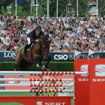 20 al 23SEPTIEMBRE2012 101ª edición del Concurso Internacional de Saltos (CSIO) de Barcelona. Foto: Manel Martin.