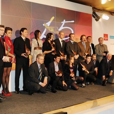 20DICIEMBRE2011 Festa de l'esport català. Foto: Manel Martin.