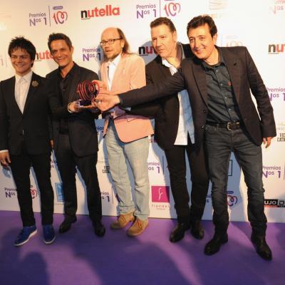 27MAYO2013 Premios Números 1 de Cadena 100. Foto: Manel Martin.