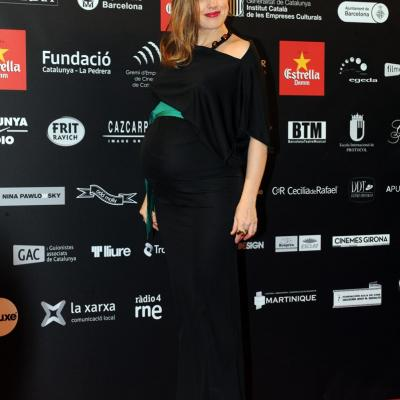 03FEBRERO2013 Gala de los Premios Gaudi de la Academia del Cine Catalán. María Molins. Foto: Manel Martin.