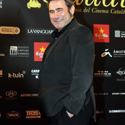 03FEBRERO2013 Gala de los Premios Gaudi de la Academia del Cine Catalán. Sergi López. Foto: Manel Martin.