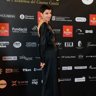 03FEBRERO2013 Gala de los Premios Gaudi de la Academia del Cine Catalán. Lloll Bertran. Foto: Manel Martin.
